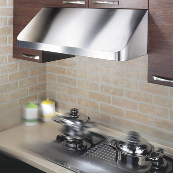 Range Hoods - KOBE Range Hoods: So quiet, you won\'t believe it\'s on!