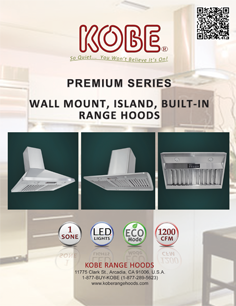 Premium Series Wall Mount / Island / Built-In Brochure
