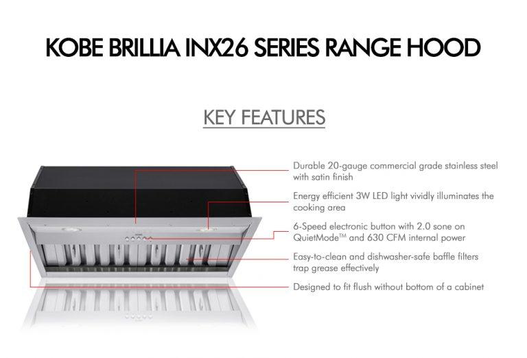 INX26 SQB-700-3 Series (Key Features)