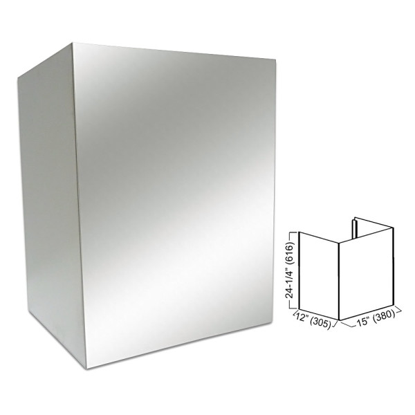 Ra02dc 24 1 Inner Duct Cover Extension