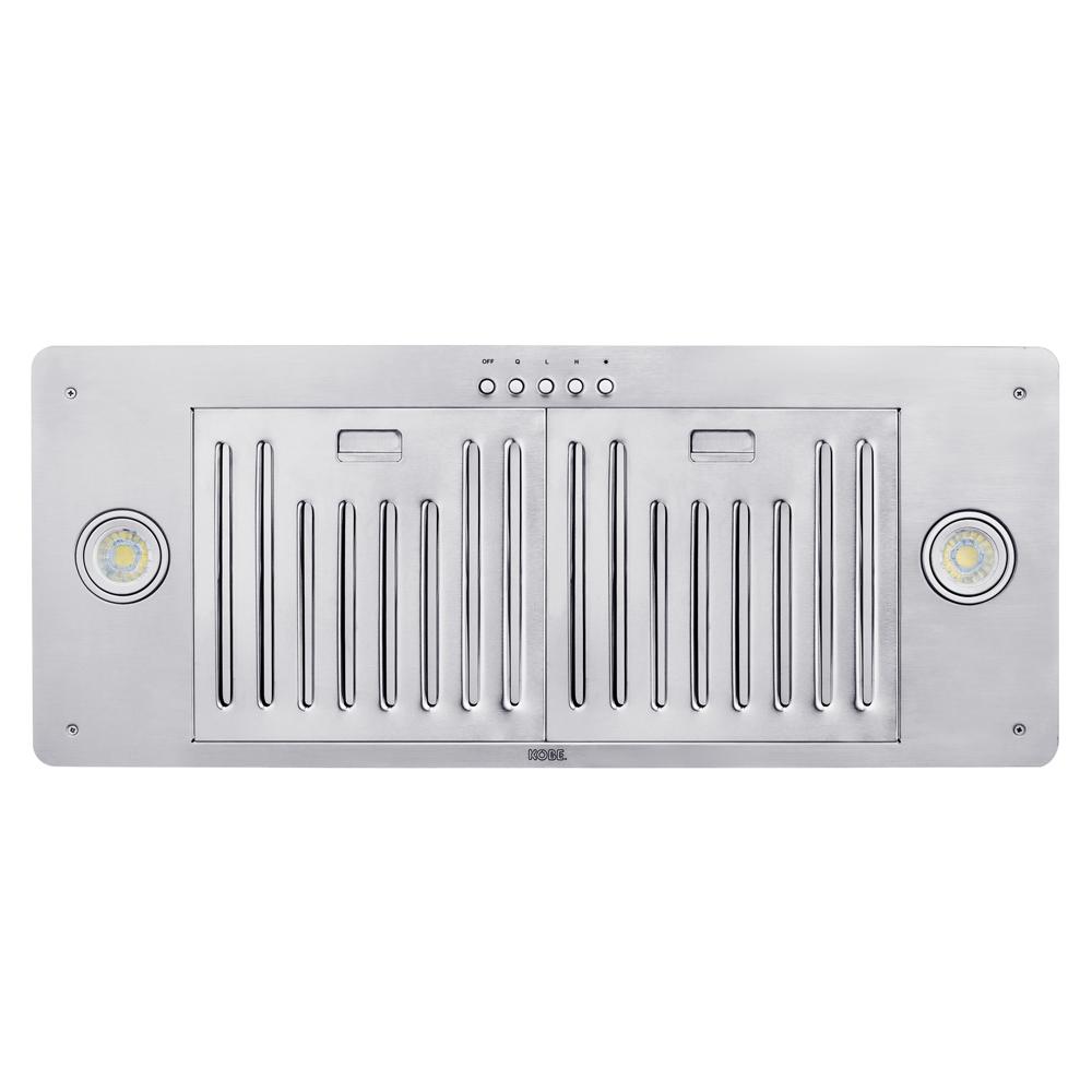 INX27 SQB-700-2 Series (w/ Baffle Filters)