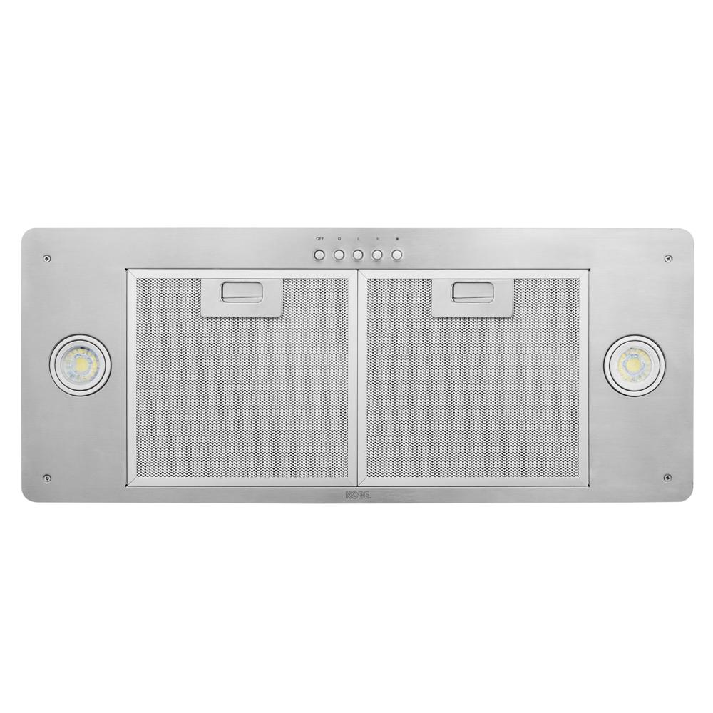 INX27 SQB-700-2 Series (w/ Aluminum Mesh Filters)