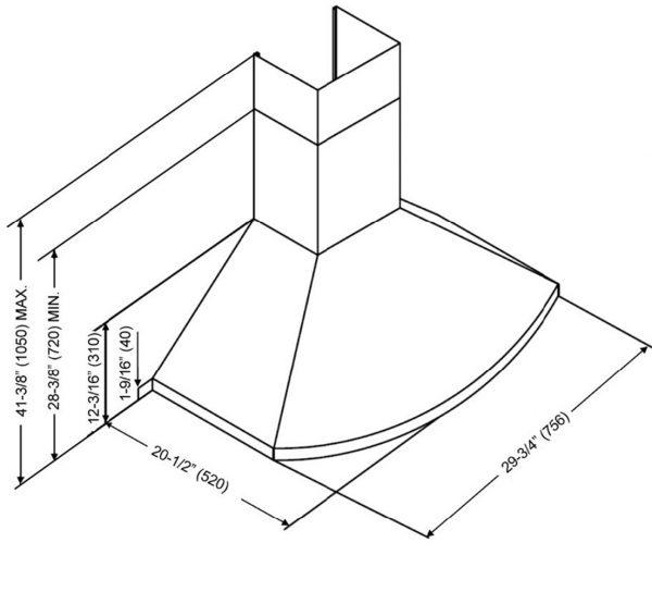 RA92 SQB6-XX Series (Product Diagram)