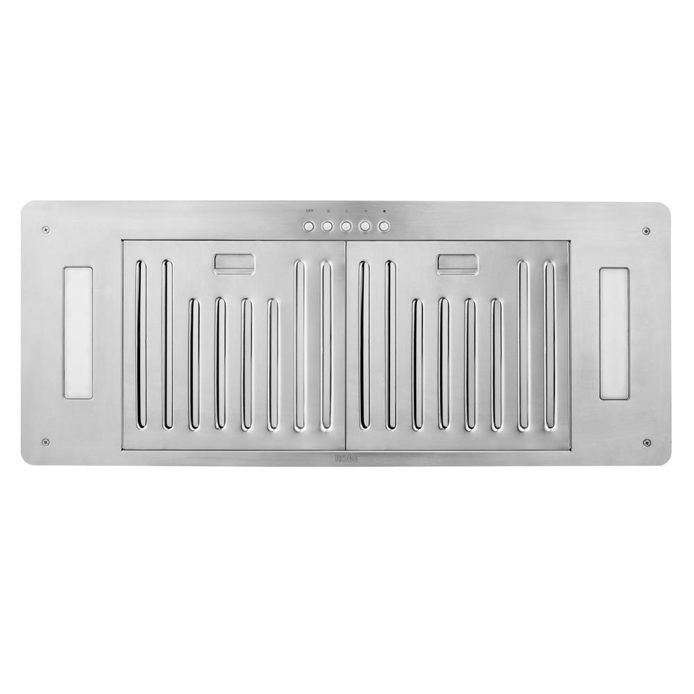 INX28 SQB-700-1 Series (w/ Baffle Filter)