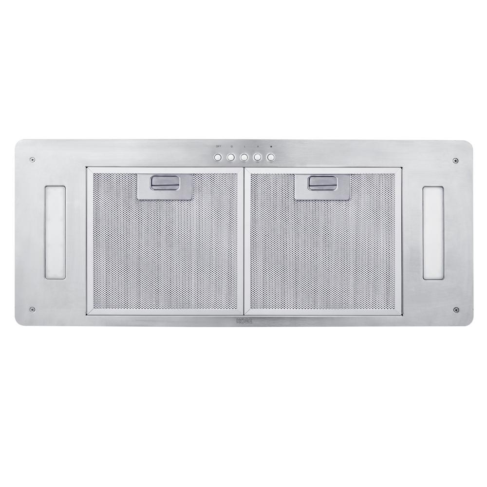 INX28 SQB-700-1 Series (w/ Aluminum Mesh Filter)