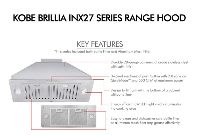 INX27 SQB-700-2 Series (Key Features)