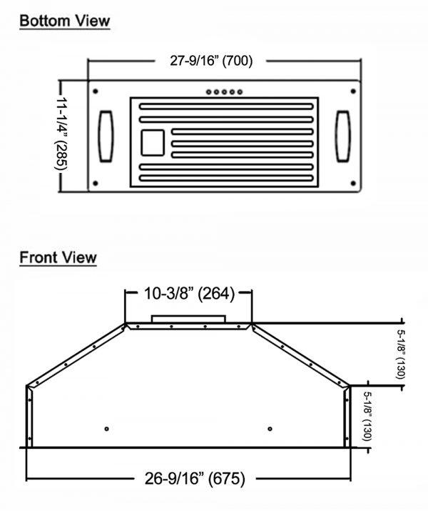 IN28 SQB-XX Series (Product Diagram)