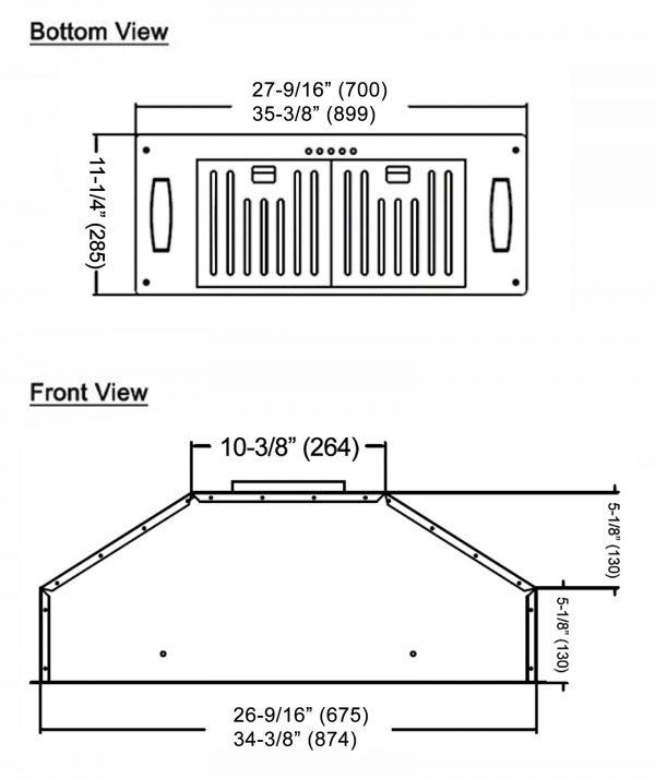 IN28 SQP-XX Series (Product Diagram)